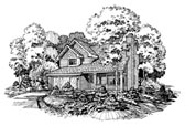 Plan Number 88441 - 1803 Square Feet