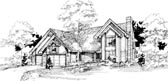 Plan Number 88442 - 2985 Square Feet