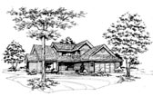 Plan Number 88449 - 2186 Square Feet
