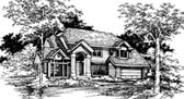 Plan Number 88464 - 2732 Square Feet