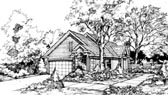 Plan Number 88470 - 1530 Square Feet
