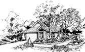 Plan Number 88471 - 1530 Square Feet