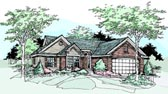 Plan Number 88490 - 1728 Square Feet