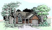Plan Number 88491 - 1894 Square Feet