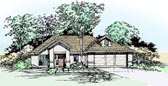 Plan Number 88495 - 1749 Square Feet
