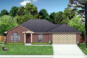 House Plan 88601