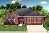 Plan Number 88603 - 1272 Square Feet