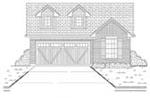 Plan Number 88613 - 1590 Square Feet