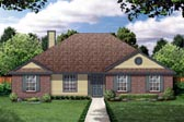 Plan Number 88615 - 1631 Square Feet