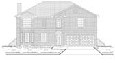Plan Number 88621 - 2781 Square Feet