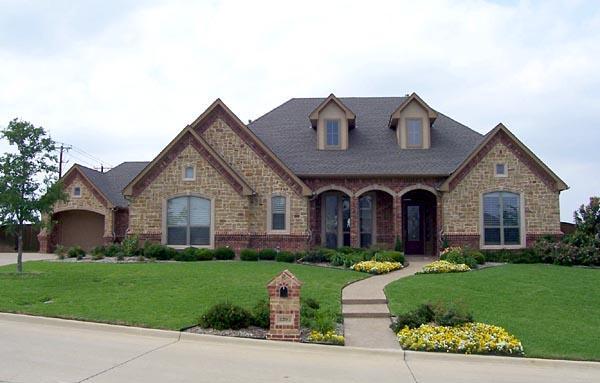 House Plan 88627