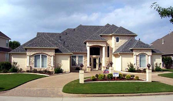 Florida , Mediterranean House Plan 88628 with 3 Beds, 4 Baths, 3 Car Garage Elevation