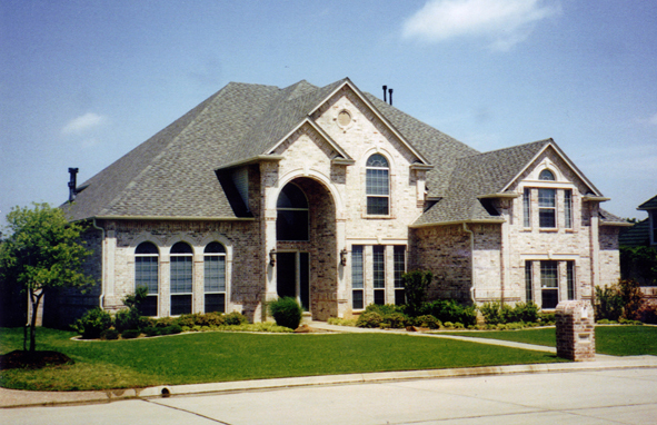 European House Plan 88640 with 4 Beds, 4 Baths, 3 Car Garage Elevation