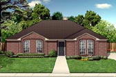 Plan Number 88649 - 1624 Square Feet