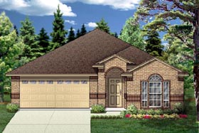 Plan Number 88666 - 1848 Square Feet