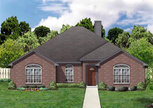 House Plan 88668