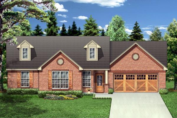 House Plan 88672