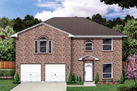 Traditional House Plan 88677 Elevation