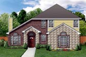Plan Number 88681 - 2290 Square Feet