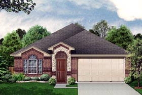 Traditional House Plan 88683 Elevation