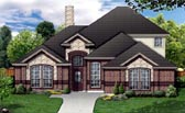 Plan Number 88684 - 2150 Square Feet
