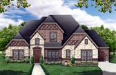 Plan Number 88691 - 3530 Square Feet