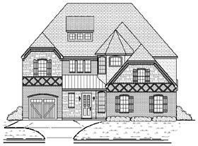 House Plan 88692