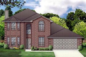 House Plan 88695