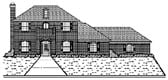 Plan Number 88698 - 2948 Square Feet