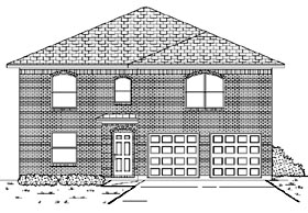 House Plan 88699