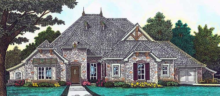 House Plan 89400
