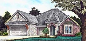 House Plan 89402