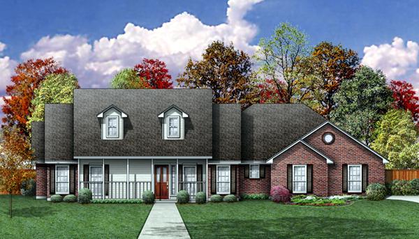 House Plan 89801