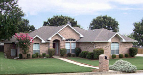 Traditional , European House Plan 89815 with 4 Beds, 3 Baths, 2 Car Garage Elevation