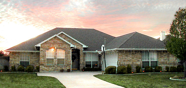 Traditional House Plan 89817 Elevation