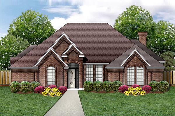 House Plan 89828