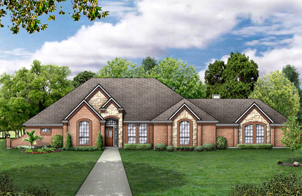 House Plan 89835