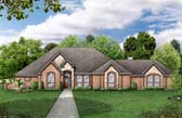Plan Number 89835 - 2601 Square Feet