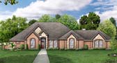 Plan Number 89836 - 2601 Square Feet