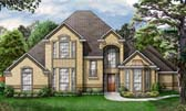 Plan Number 89844 - 2694 Square Feet