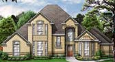 Plan Number 89845 - 2694 Square Feet