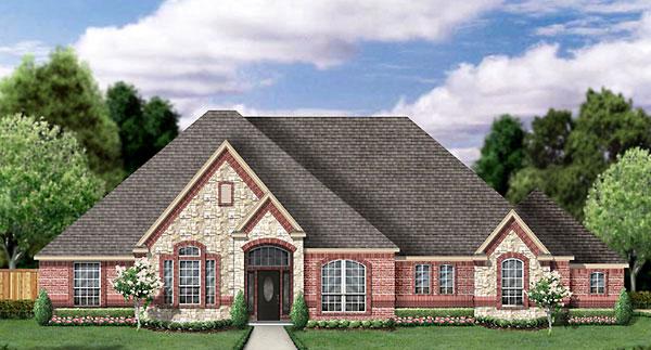 House Plan 89855