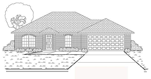 House Plan 89870