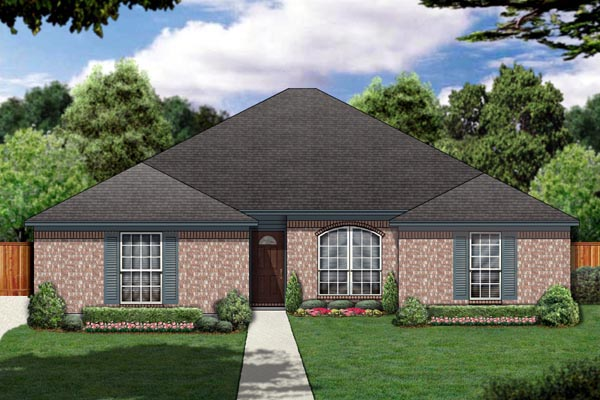 House Plan 89890