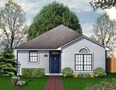 Plan Number 89914 - 1446 Square Feet