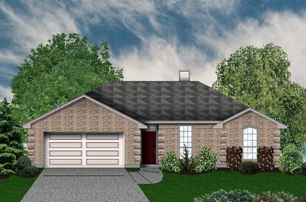 House Plan 89921