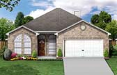 Plan Number 89924 - 1591 Square Feet