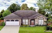 Plan Number 89926 - 1645 Square Feet