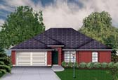 Plan Number 89929 - 1695 Square Feet
