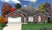 Plan Number 89931 - 1705 Square Feet